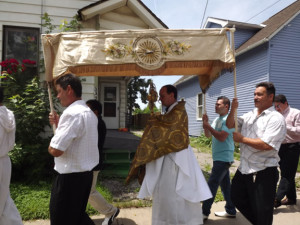 EucharisticProcession